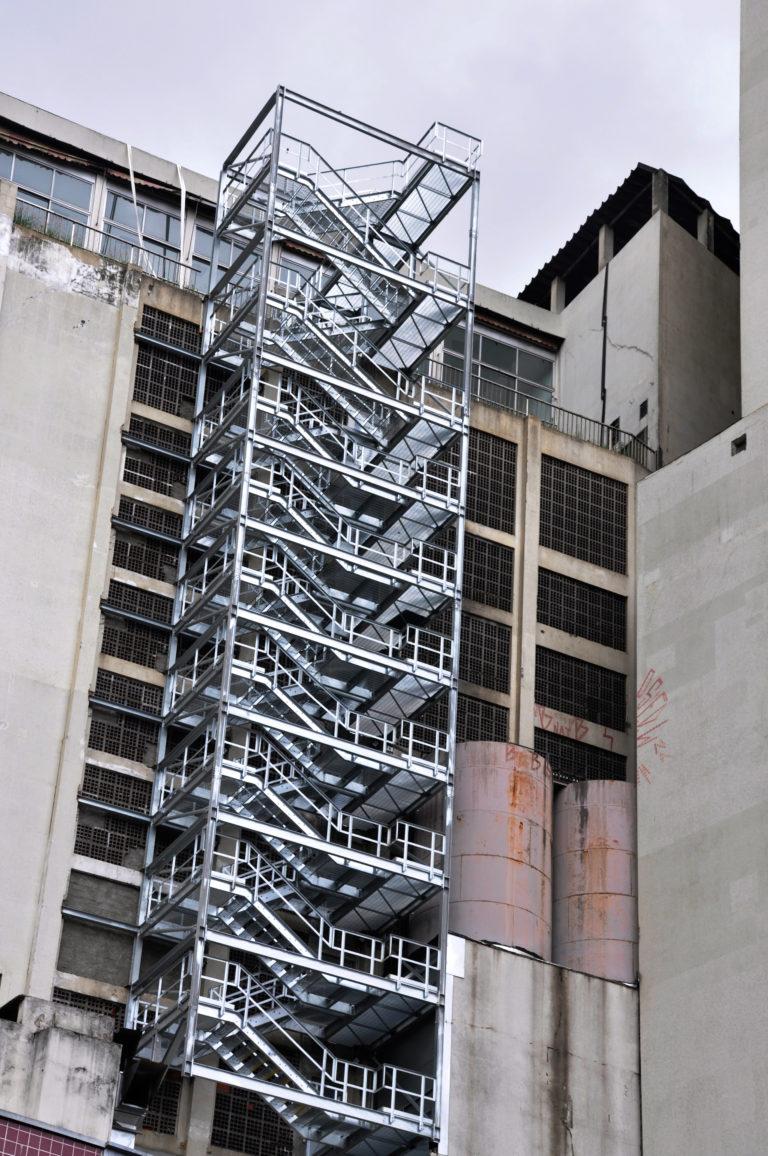 Escada Rua Boa Vista
